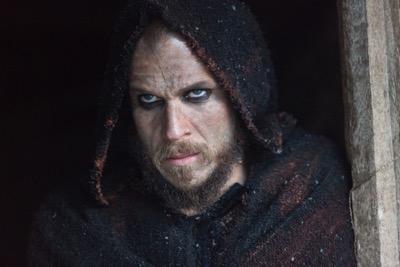 vikings season 4 yol Gustaf Skarsgård as Floki, cr_ Jonathan Hession