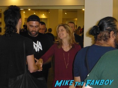 Helen Slater Now 2016 fan photo signing autographs 2