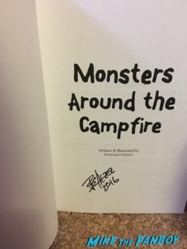 Donovan Scherer Monsters around the campfire Heroes and Villians Fanfest 2016 7