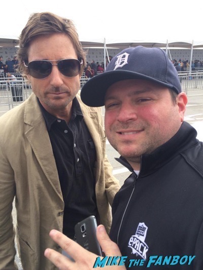 luke wilson fan photo rare Independant spirit awards 201619