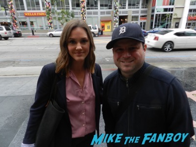 erinn hayes fan photo selfie