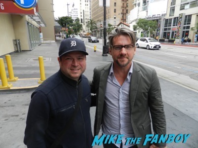 Zachary Knighton fan photo selfie