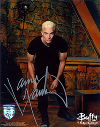 James Marsters signed autograph photo psa
