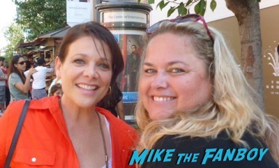 Meredith Salenger fan photo signing autographs now 1