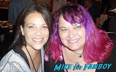 Meredith Salenger fan photo signing autographs now 4