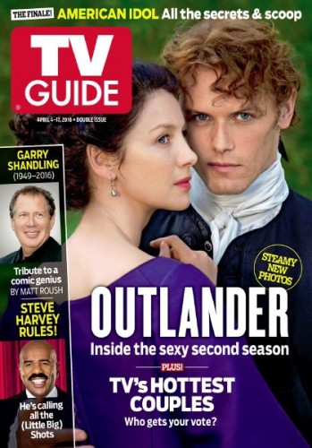 Out 2 TV Guide cover