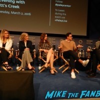 Schitt's Creek paley center q and a eugene levy 4