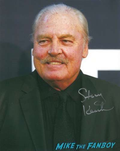 Stacy Keach signed autograph photo PSA 1