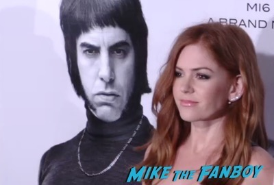 THE BROTHERS GRIMSBY los angeles premiere Sacha Baron Cohen10