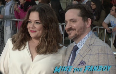 The Boss Los Angeles Premiere Melissa McCarthy Kristen Bell 10