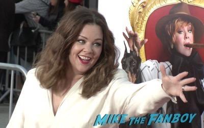 The Boss Los Angeles Premiere Melissa McCarthy Kristen Bell 11