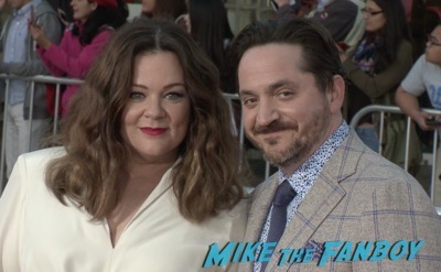 The Boss Los Angeles Premiere Melissa McCarthy Kristen Bell 2