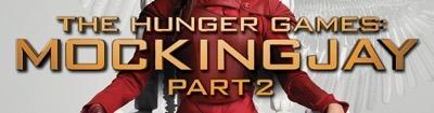 The hunger Games Mockingjay part 2 press still logo 5