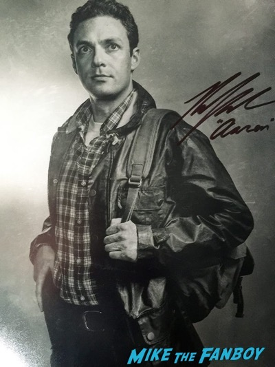 Ross Marquand signed autograph photo Walker Stalker Con5