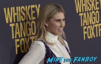 Whiskey Tango Foxtrot New York Premiere 1