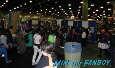 Wondercon 2016 Convention Floor