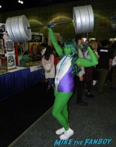 Wondercon cosplay Saturday 10