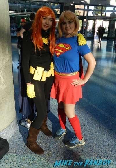 Wondercon cosplay  Saturday 10