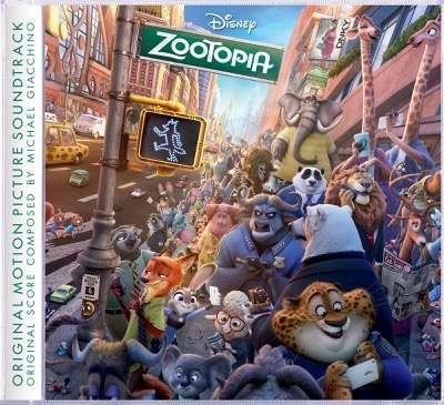 Zootopia soundtrack Cover