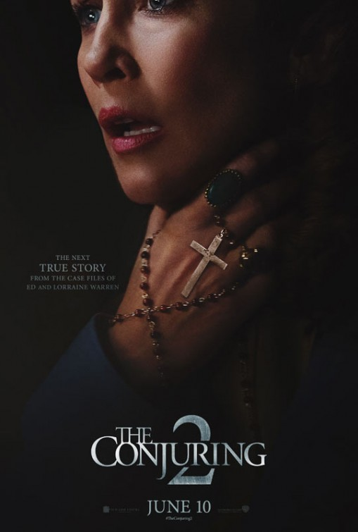 conjuring_two poster rare