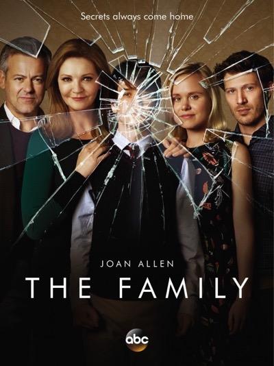 family_abc joan allen rare promo poster