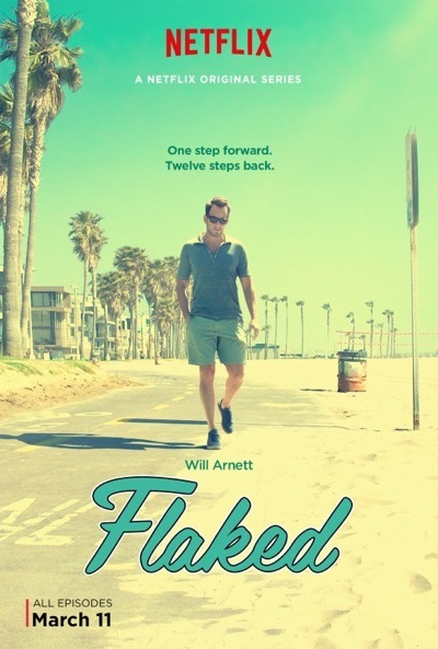 flaked movie poster netflix