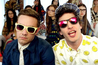 party over here lonely island