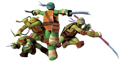 Nick's Teenage Mutant Ninja Turtles