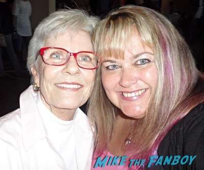 patty duke fan photo selfie 2016 rip 1