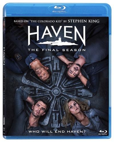 Haven The Final Season Blu-ray