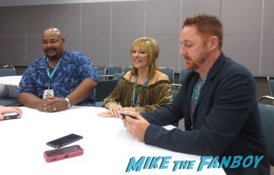 American Dad interview Wondercon 1