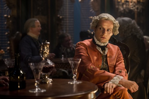Andrew Gower (as Prince Charles Stuart)