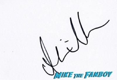 alicia vikander autograph Bafta Awards 2016 signing autographs 27