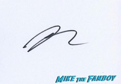 Saiorse Ronan signing autographs Bafta Awards 2016 signing autographs 16