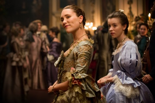 Claire Sermonne (as Louise De Rohan), Rosie Day (as Mary Hawkins)