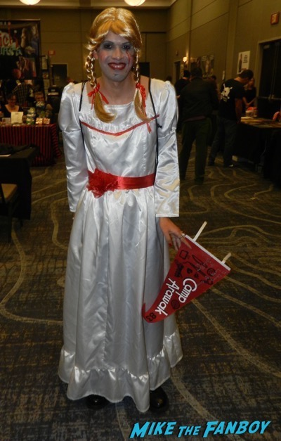 Days of the Dead convention 2016 horror cosplay