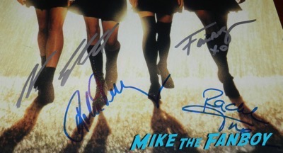 The craft signed autograph poster Robin Tunney Rachel True Neve Campbell Fairuza Balk