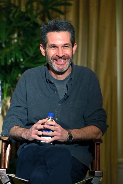 "EXCLUSIVE - Producer Simon Kinberg seen at ""DEADPOOL"" Blu-ray and DVD Press Event on Monday, April 11, 2016, in Beverly Hills, CA. (Photo by Eric Charbonneau/Invision for Twentieth Century Fox Home Entertainment/AP Images)"