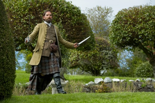 Duncan Lacroix (as Murtagh Fitzgibbons)