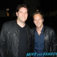 Patrick Wilson fan photo fargo q and a