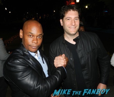 Bokeem Woodbine fan photo fargo q and a