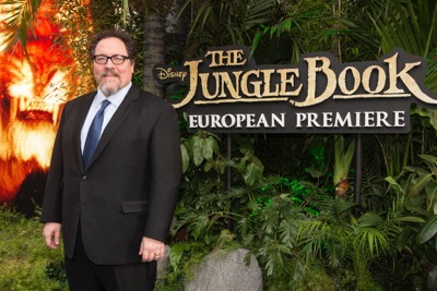 "LONDON, ENGLAND - APRIL 13:  Sir Ben Kingsley and Jon Favreau attend the European Premiere of ""The Jungle Book"" at BFI IMAX on April 13, 2016 in London, England.  (Photo by Ian Gavan/Getty Images for Walt Disney Studios) *** Local Caption *** Sir Ben Kingsley;Jon Favreau"