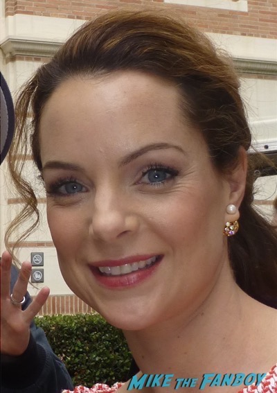 Kimberly Williams now 2016 Father of the bride book signing la festival of books 4