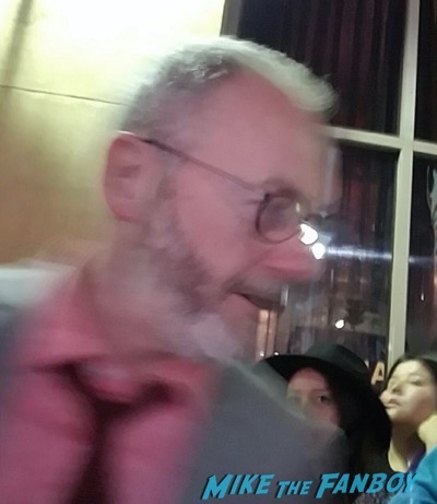 Liam Cunningham fan photo flop 1