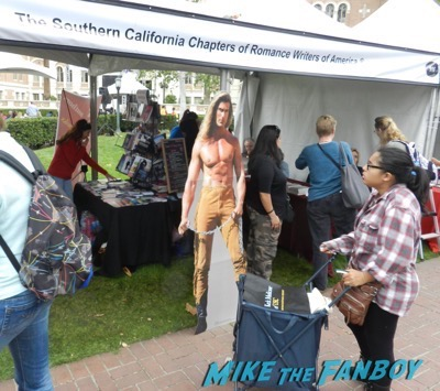 Los Angeles Times Festival Of Books Charlotte Rae kimberly williams 1