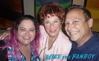 Marion Ross fan photo signing autographs 4