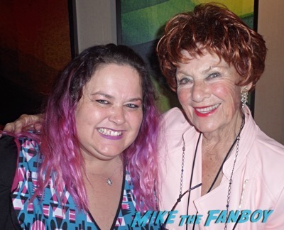 Marion Ross fan photo signing autographs 5