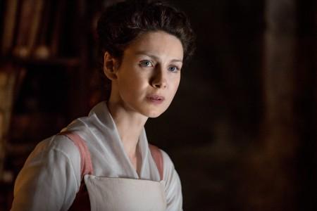 Outlander Caitriona+Balfe+(as+Claire+Randall+Fraser)-+Episode+203