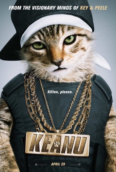Keanu Movie Poster