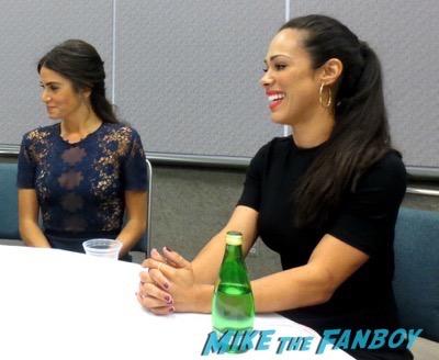 Nikki Reed and Jessica Camacho